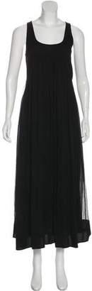 No.21 No. 21 Silk Maxi Dress