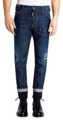 DSQUARED2 Straight-Fit Cool Guy Jeans