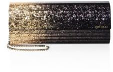Jimmy Choo Jimmy Choo Sweetie Degrade Glitter Clutch