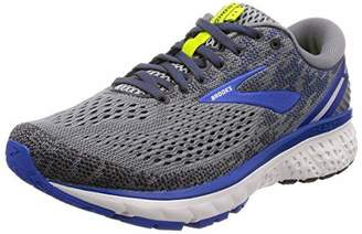 3af234864fbb5 Brooks Men s Ghost 11 B Width Running Shoe (BRK-110288 1B 4084480 9.5 Gry