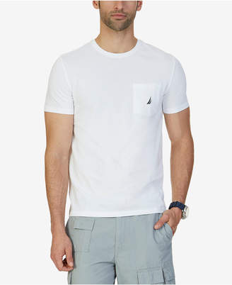 Nautica Men Big & Tall Anchor Pocket T-Shirt