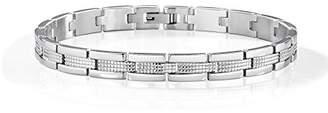 SECTOR GIOIELLI Men Stainless Steel Chain Bracelet - SZS29