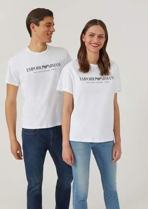 Emporio Armani Rue Saint Honore Paris Unisex T-Shirt