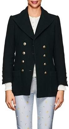 Philosophy di Lorenzo Serafini Women's Wool-Blend Double-Breasted Blazer