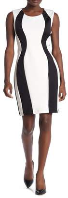 Alexia Admor Marcelle Colorblock Sheath Dress