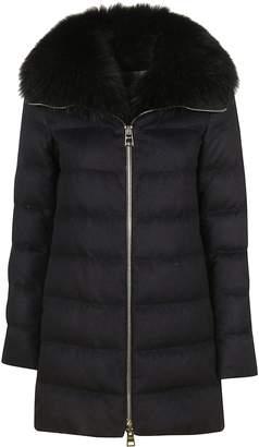 Herno Fur Trimmed Padded Jacket