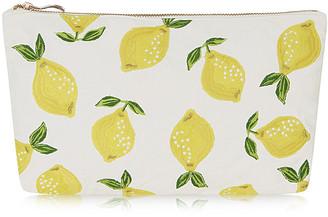 Lemon Wash/Clutch Bag