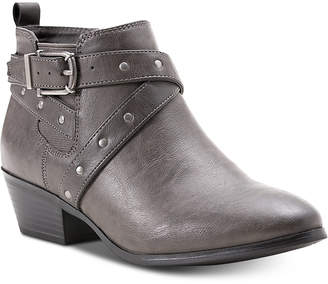 Style&Co. Style & Co Harperr Strappy Booties