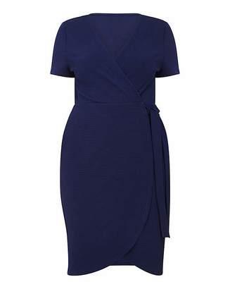 Yumi London Curve Wrap Dress