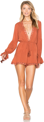 ale by alessandra x REVOLVE Belinha Romper $178 thestylecure.com