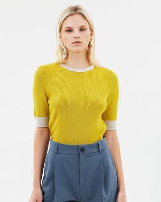Mng Citron Sweater