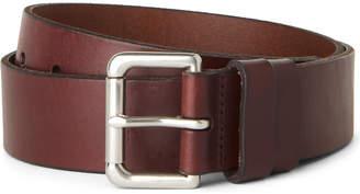 Polo Ralph Lauren Double-keeper leather belt