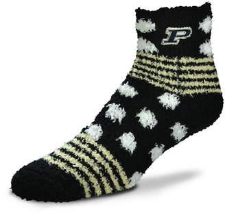 For Bare Feet Purdue Boilermakers Homegater Sleep Soft Socks