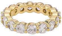 The M Jewelers NY The Round Eternity Band