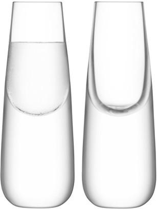 LSA International Bar Culture Shot Glass - Set of 2