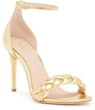 Rachel Zoe Ashton Braided Stiletto Sandal