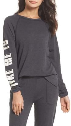 Junk Food Clothing Take Me To Happy Hour Sweatshirt