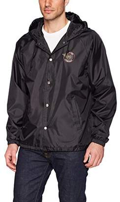 Brixton Men's Mercury Standard Fit Windbreaker Jacket