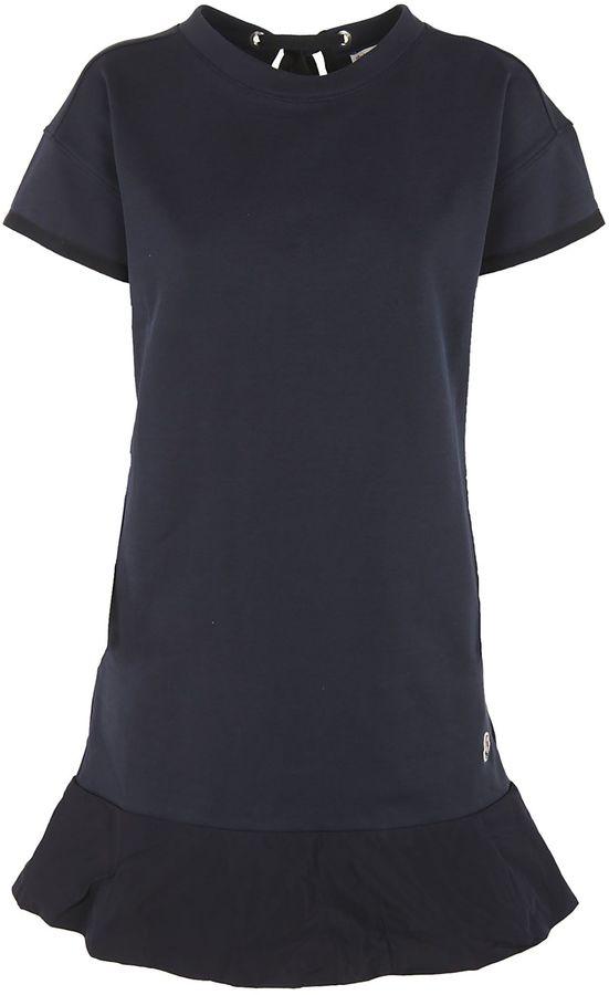 MonclerMoncler Flared Hem T-shirt Dress