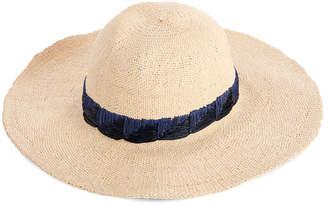Vineyard Vines Straw Floppy Hat