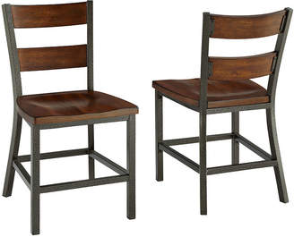 ... JCPenney Home Styles Mountain Lodge Set Of 2 Side Chairs
