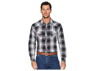 Rock and Roll Cowboy Long Sleeve Snap B2S3129 Men's Clothing