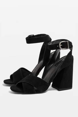 Topshop RONNIE Flare Heels