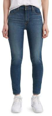 Levi's 720 High-Rise Ankle-Length Jeans