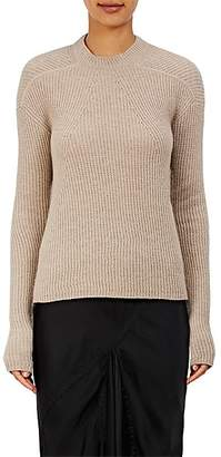 Rick Owens Women's Ribbed Sweater - Light Gray