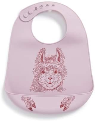 Modern Twist Mama Llama Bucket Bib