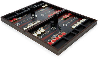 Alexandra Llewellyn M'O Exclusive Vintage Car Backgammon Set