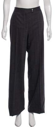 Etro Mid-Rise Wool Pants w/ Tags