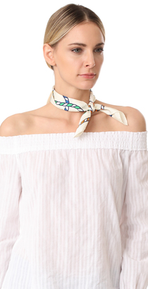 Tory Burch Rope Scarf $65 thestylecure.com