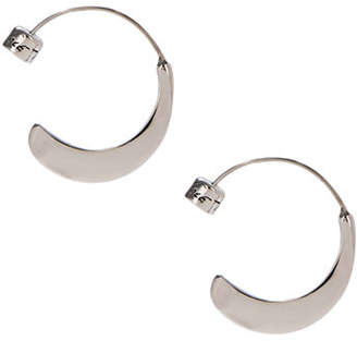 Kenneth Cole New York Small Sculptural Hoop Earring