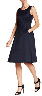 Pink Tartan Clara Sleeveless Dress $495 thestylecure.com