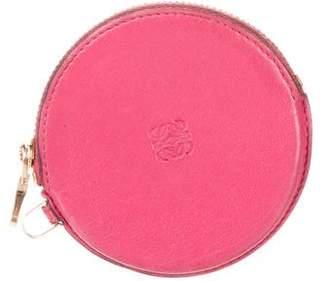 Loewe Leather Coin Purse