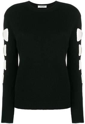 Valentino Maglia crew neck sweater