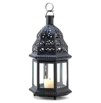 Gallery Of Light MOROCCAN BIRDCAGE LANTERN