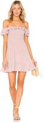 Endless Rose Smocked Bodice Dress