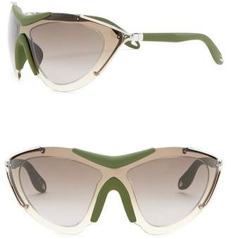 Givenchy 99mm Shield Sunglasses