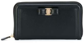 Salvatore Ferragamo zip-around wallet