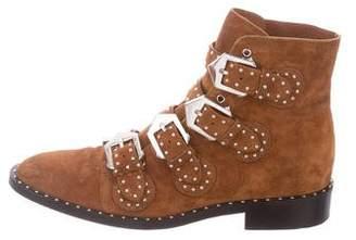 Givenchy Elegant Studded Boots
