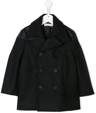 Stella McCartney double breasted peacoat