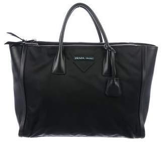 Prada 2018 Concept Tessuto Bag