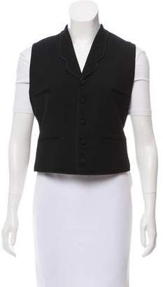 Ralph Lauren Tailored Wool Vest
