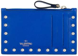 Valentino Rockstud coin purse