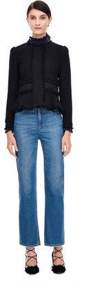 Tweed Rib Jacket $450 thestylecure.com