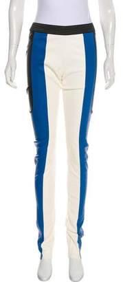 Drome Leather High-Rise Skinny Pants w/ Tags