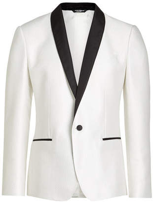 Dolce & Gabbana Blazer with Silk