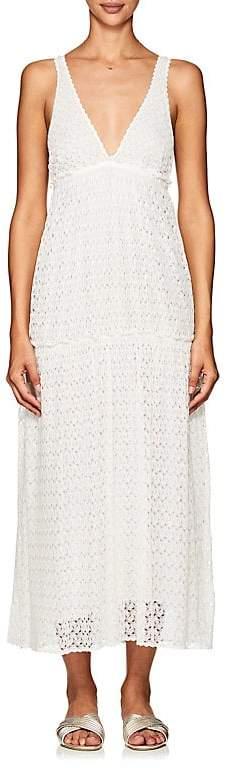 Missoni Women's Lace Sleeveless Maxi Dress